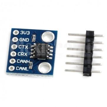 Modulo CAN-BUS SN65HVD230 per Arduino
