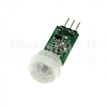 Modulo sensore a infrarossi SC0072