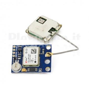 Modulo GPS GY-GPS6MV1 - UBLOX NEO-6M