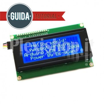 Display LCD LCD2004A