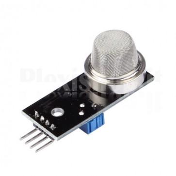 Modulo sensore gas MQ-131 per la rilevazione di ozono, Cl2 e NO2, per Arduino, Raspberry Pi e MCU