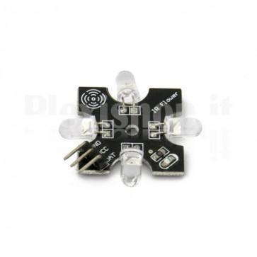 Modulo trasmettitore LED IR 4 Canali
