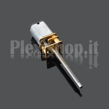 Motore elettrico con riduttore di giri, 3Vcc 250RPM