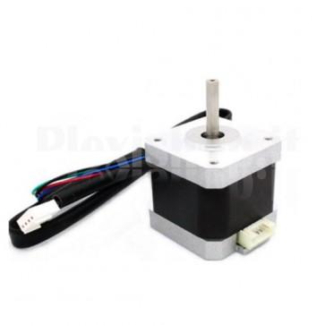 Motore passo-passo NEMA17 42HB34F08AB con connettore