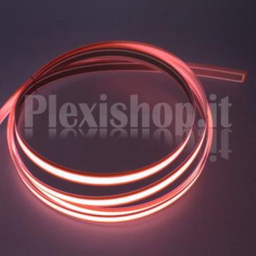 Nastro elettroluminescente ARANCIONE H10 mm - 2m