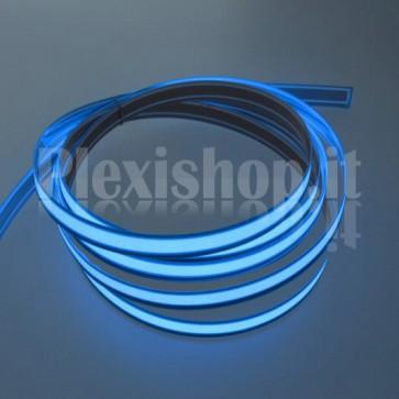 Nastro elettroluminescente BLU H10 mm - 2m