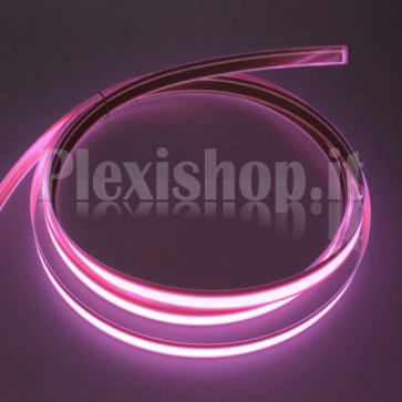 Nastro elettroluminescente ROSA H10 mm - 10m