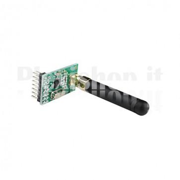 Modulo ricetrasmettitore 433/868/915MHz