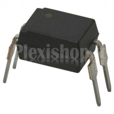 Fotoaccoppiatore TLP521-1 con uscita di tipo transistor NPN
