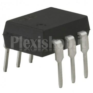 Fotoaccoppiatore 4N33 con uscita di tipo darlington transistor NPN