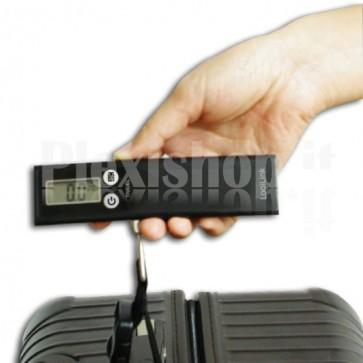 Pesa Valigie Digitale con Estensimetro, Capacità 50 kg