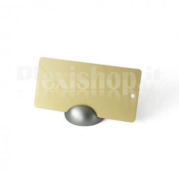 Plexiglass Metallizzato - Oro 4260