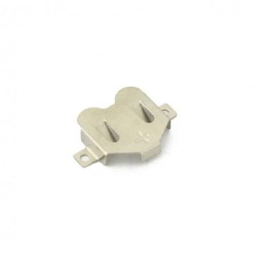 Porta batteria a bottone CR1220 - Metallo