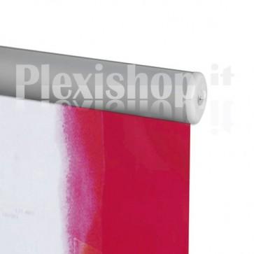 Profilo alluminio porta stampe (500 mm)