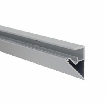 Profilo in Alluminio per Mensole 600 mm