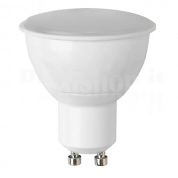 Riflettore LED GU10 Bianco Caldo 4.8W Classe A+