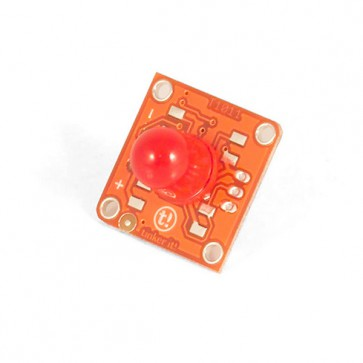 TinkerKit Red Led [10mm]