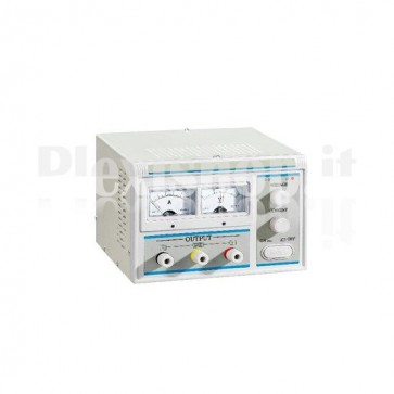 Alimentatore Variabile Analogico 0-30V/0-20A