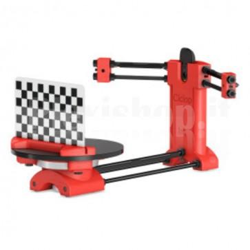 Scanner 3D DIY Ciclop opensource