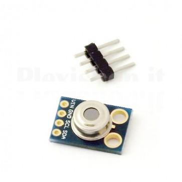 Sensore di temperatura a rilevazione infrarossa GY-906