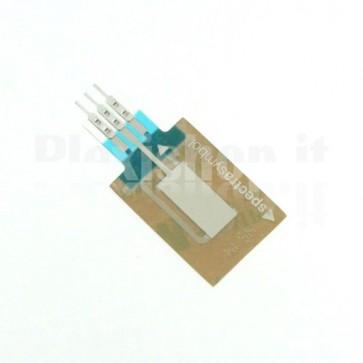 Sensore SoftPot SP-L-0012-103-ST da 12.5mm