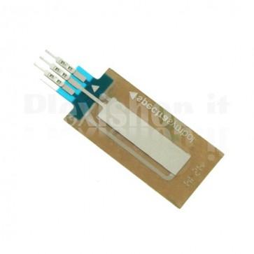 Sensore SoftPot SP-L-0025-103-ST da 25mm