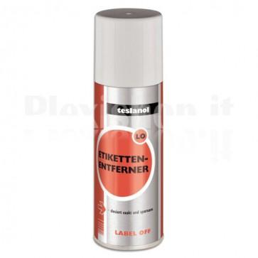 Spray per rimozione etichette adesive 200 ml