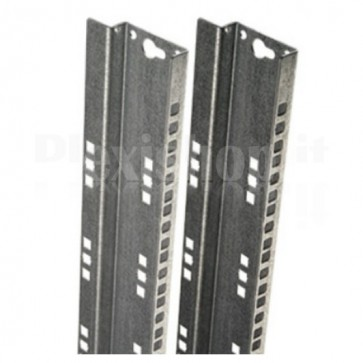 Staffe Montanti per Rack 19'' 38U