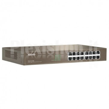 Switch 16 Porte 10/100/1000 Gigabit TEG1016D