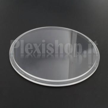 Tappo in plexiglass Ø 100(e)/94(i) mm