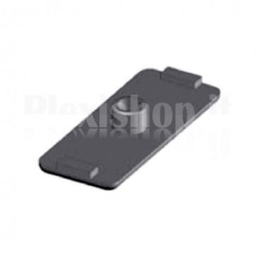 Tappo nero 18,6x45 mm