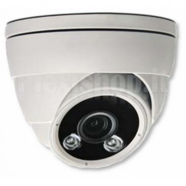 Telecamera Dome IP PoE IR HD 2MP da Soffitto/Parete IP66 AVM420U