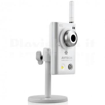 Telecamera IP Wireless da Interno 1.3MP SD AVN815EZ