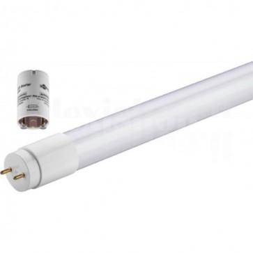 Tubo a LED T8 da 60cm G13 10W 950Lm Bianco Caldo, Classe A+