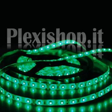 VERDE - Striscia LED Media luminosità