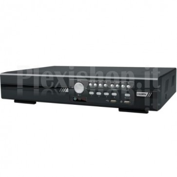 Videoregistratore 4 Canali Tribrid HD CCTV DVR, DG1004B