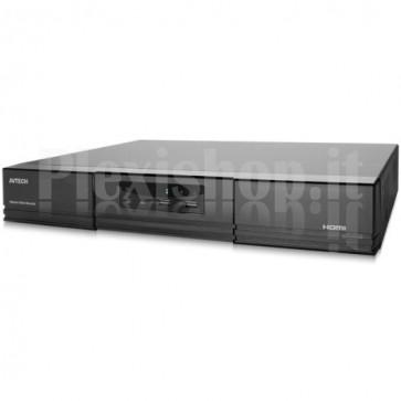 Videoregistratore NVR 8 Canali PoE Full-HD HDMI Push Video AVH408P