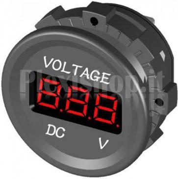 Voltometro Digitale - Serie Modulare DC