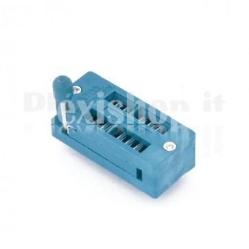 Zoccolo ZIF 14 pin 214-3341