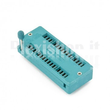 Zoccolo ZIF 32 pin 232-3345