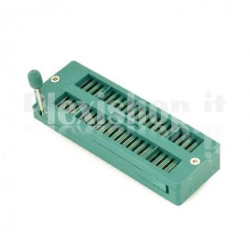 Zoccolo ZIF 3M 40 pin 240-3345