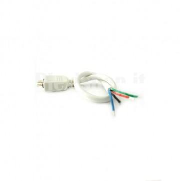 Connettore con 4 Pin