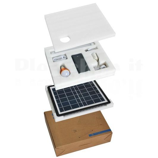 Sistema fotovoltaico 10w portatile - Fotovoltaico portatile ...
