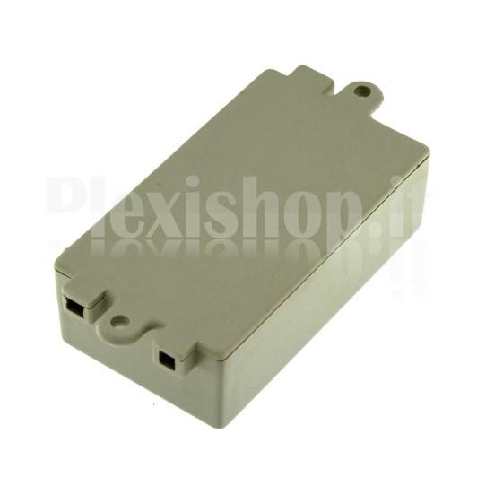 Plexishop.it - Scatola per elettronica – 68x38x22 mm - Scatola derivazione