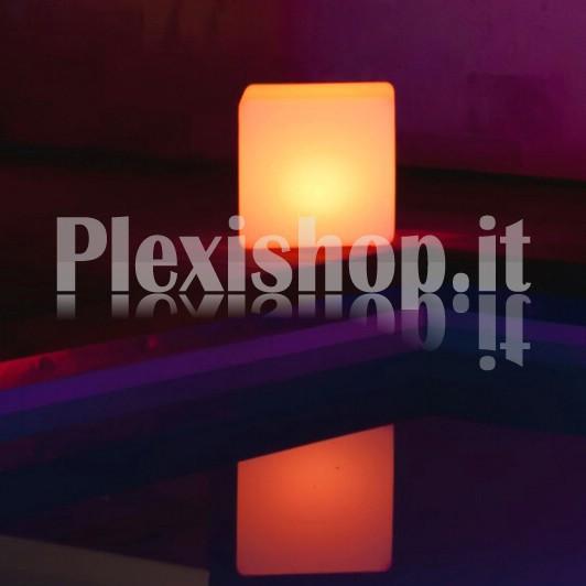 Plexishop.it - Lampada Led da Arredo Cubo - Lampada Led da Arredo ...