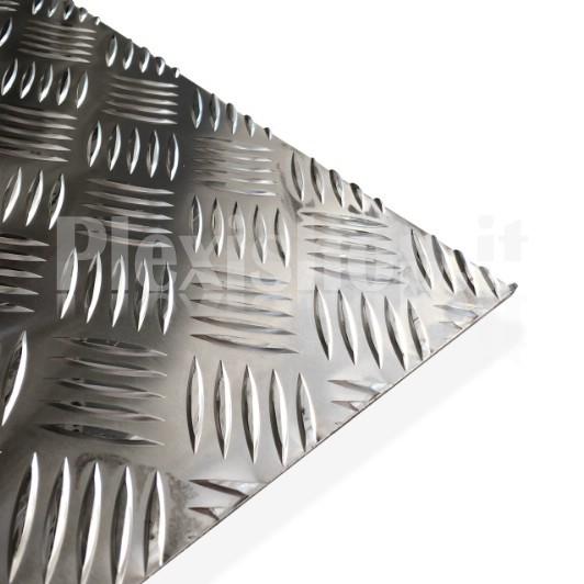 Plexishop It Lastra In Alluminio Grezzo Alluminio Tagliato A Misura