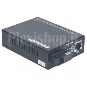 Transceiver Gigabit Ethernet Fibra Ottica WDM RX1550/TX1310