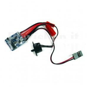 Controller ESC di Velocità per motori brushed