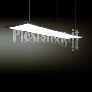 Pannello Led Rettangolare 1200 x 300 mm 70W - Bianco Freddo