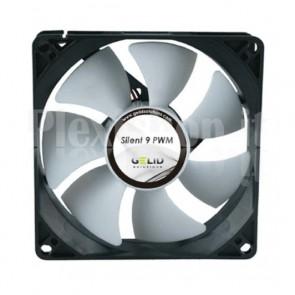 Ventola Silent 92x92x25 12V con Controllo Intelligente PWM